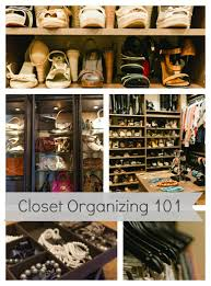 2 essential rules to organizing your closet