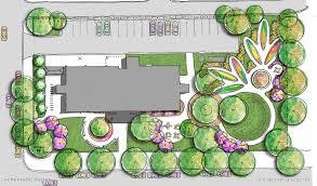 apartment landscape design. Brilliant Design Throughout Apartment Landscape Design E