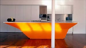 Orange Kitchens Orange Style Kitchen Design Ideas Orange Kitchen Design Ideas