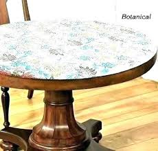 fitted round plastic tablecloths plastic tablecloths with elastic edges antique round clear plastic fitted tablecloths