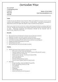 Supervisor Resume Example Sample Supervisor Resume Housekeeping ...