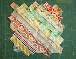 Scrap Quilt Patterns Simple Easy Scrap Fabric Quilt Block Diary Of A Quilter A Quilt Blog