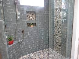 Decorative Bathroom Tile Large White Subway Tile Shower Most In Demand Home Design