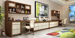 custom office design. Hall Paint Ideas Home Office Modern With Desk Design Custom
