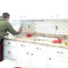 installing glass tile backsplash in kitchen tile edge kitchen tutorial install glass tile edge installing glass installing glass tile backsplash