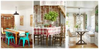 small country dining room decor. Magnificent Country Cottage Dining Room Design Ideas 82 Best Decorating Decor Small T