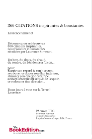 366 Citations Inspirantes Boostantes Laurence Simenot