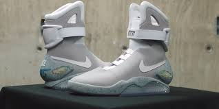 back to the future nike mag with power laces to launch in 2016 business insider