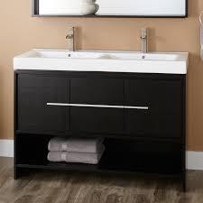 bathroom vanity black. 48\ Bathroom Vanity Black Signature Hardware