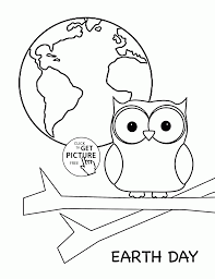 Small Picture Earth Day Coloring Pages For Middle School coloring page