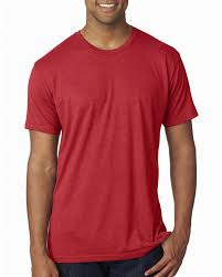 Next Level 6010 Mens Triblend Crew Tee
