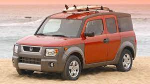 full review of the new 2003 honda element