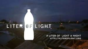 These Solar Powered Plastic Bottle Lamps Are Lighting Up The Lives