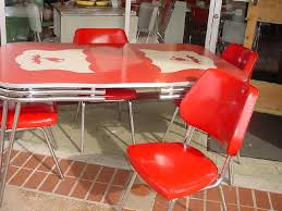 1950 s retro kitchen table and chairs