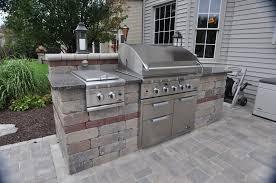 storage outdoor kitchen ideas on a budget