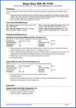 Dialysis Nurse Resume Samples Top 10 Details To Include On A Nursing Resume And 2019
