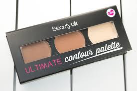 beauty uk ultimate contour palette review