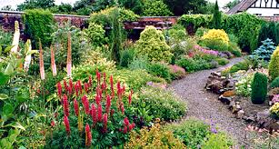 Small Picture Victorian Walled Garden Pictures of a Classic Walled Garden