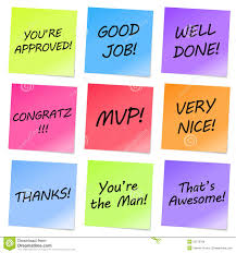 appreciation notes royalty stock images image  appreciation notes