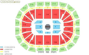 Key Arena Seating Chart Travelmoments Co
