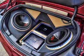 check out the full gallery of the rockford fosgate custom sub enclosure here