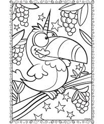 Not only can you find generic coloring pages here, but you can also get activities and games that are printable! Uni Creatures Free Coloring Pages Crayola Com