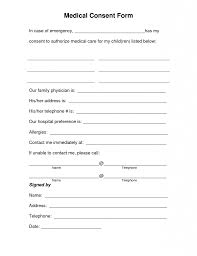 Emergency Form For Daycare Daycare Tax Form For Parents Child Care Provider Medical