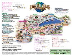 theme park brochures universal studios florida  theme park brochures