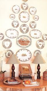 Plates Wall Decor 1000 Images About Decorating W Plates On Pinterest Plate
