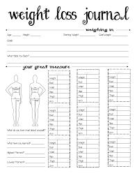 Weightlossjournal Fitness Pinterest Weight Loss Journal