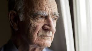 Image result for sad  very old people