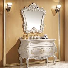 champagne paint colorfoil paint champagne golden and white oak cabinet and mirror rose