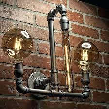 Diy industrial lighting Industrial Interior Design Steampunk Industrial Decoist Steampunk Industrial Lighting Steampunk Diy Industrial Pipe Lamp