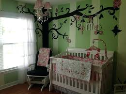 bright colors baby bedding green