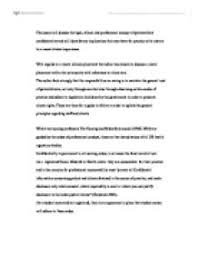 this essay will discuss the legal ethical and professional  page 1 zoom in