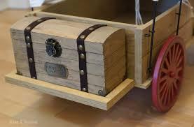 little house wagon