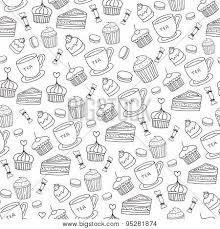 Doodle Vectorbakery Vector Photo Free Trial Bigstock