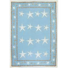 starfish ter indoor outdoor area rug 5 x 7 ft