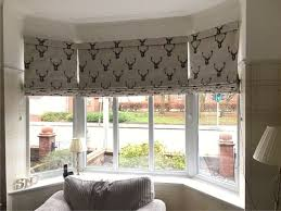 Bay Window Blinds Wide U2014 Home Ideas Collection  Treatments For Bay Window Blind Ideas