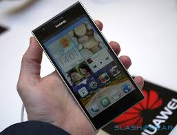 Huawei Ascend P2 hands-on - SlashGear