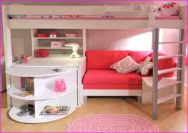 bunk bed with desk and couch. Picturesque Sofa That Turns Into Bunk Bed Model For Dining Room Set By With Desk And Couch