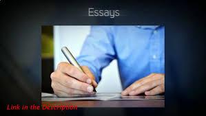 write my essay generator video dailymotion