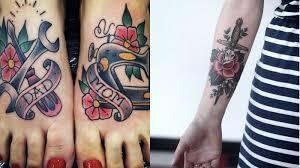 Styly Tetování Janet David