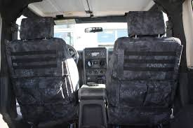 Jeep Seat Covers - Covers & Camo