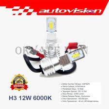 Panjang gelombang antara 102 cm sampai 106 cm. Jual Autovision Puma Cf Foglight Foglamp H3 12w 6000k Led Lampu Kabut Mo Kota Bandung Victorsh Shop Tokopedia