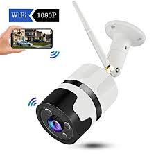 CHORTAU Outdoor Wireless <b>Security Camera</b>, <b>WiFi IP Camera</b> With ...