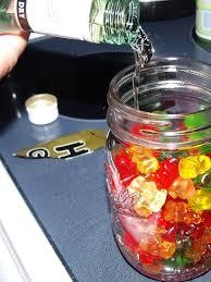 trends decoration drop dead mini gummy bear chandelier