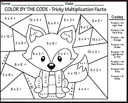 Math Coloring Worksheets 1st Grade First Grade Math Sheets
