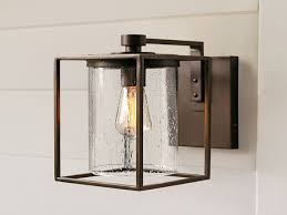 choosing exterior wall sconce