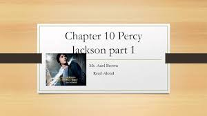 chapter 10 percy jackson